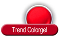 10 x 15ml Trend Color Gel Ohne Label