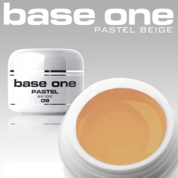 50 ml BASE ONE PASTELL COLORGEL*BEIGE
