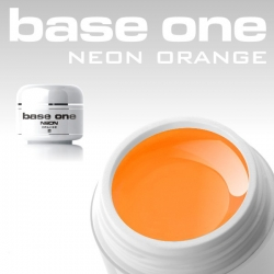 4,5 ml BASE ONE NEON COLORGEL*NEON ORANGE