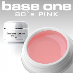 4,5 ml BASE ONE COLORGEL*80`PINK