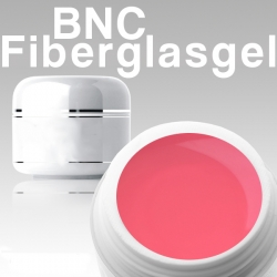 50 ml BNC FIBERGLASGEL KLAR-ROSE