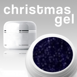 4 ml CHRISTMAS-COLLECTION *EFFEKTGEL*NR. 02**blau