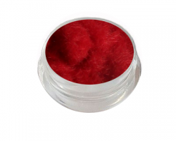 Velvet Samt Plüsch Powder bloody