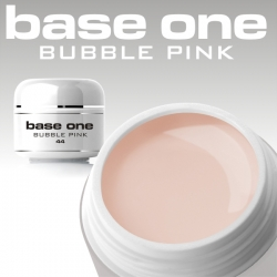 10 x 4 ml BASE ONE COLORGEL**OHNE LABEL*BUBBLE PINK