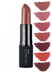 Colours Lipstick Nr. 8 brown rose