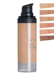 Colours Oilfree Make-up Nr. 4 medium caramel