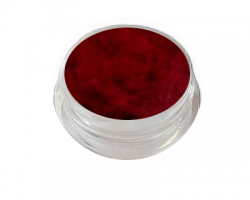 Velvet Samt Plüsch Powder dark  red