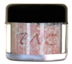 5 g Glitter Farb Acrylpuder multi-rot
