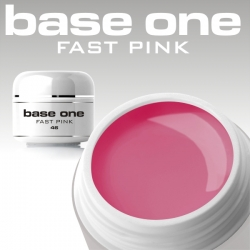 4,5 ml BASE ONE COLORGEL*FAST PINK