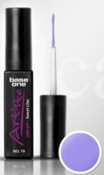 10ml Base One Artisto Nail UV Gel Nr. 19 / flieder