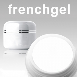 30ml French-Gel Weiß