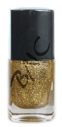 12ml  UV-POLISH-GEL-LACK   / Shellac  GLITTER-GOLD