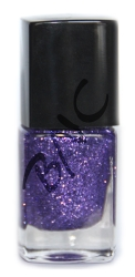 12ml  UV-POLISH-GEL-LACK / Shellac  GLITTER-LILA*
