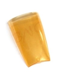 70 Color-Tips honey gold transparent  in Box sotiert