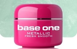 250ml BASE ONE METALLIC-COLORGEL*FRESHY SMOOTH**NR. 15