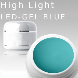 250ml High Light Gel Led blue