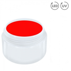 10 x 4 ml COLORGEL Ral 3024 leucht-rot**OHNE LABEL*