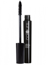 7ml Colours Length & Definition Mascara, waterproof black