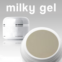 15 ml Milky-Gel white No.3
