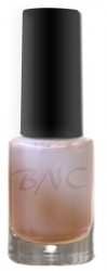 6 ml Thermonagellack metallic  nude-weiß