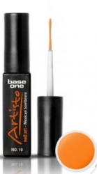 10ml Base One Artisto Nail UV Gel Nr. 10 / orange