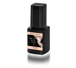 12 ml Peel Off / UV Nail Polish**DESERT** NO. 18