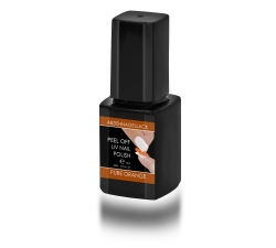 12 ml Peel Off / UV Nail Polish**PURE ORANGE** NO. 27