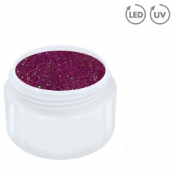 15ml SEA of Stars Hologramm Glitter- Farbgel Nr. 6 pink