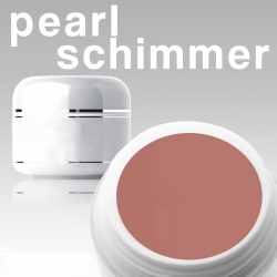 "15ml PERL*SCHIMMER*EFFEKT Camouflagegel ""LAVA LIGHT"""