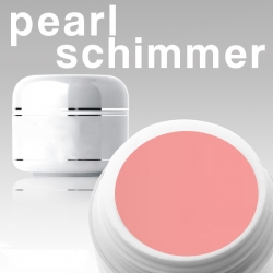 "10 x 50ml PERL*SCHIMMER*EFFEKT Camouflagegel ""PERFECT*LIGHT*ROSA""*OHNE LABEL"