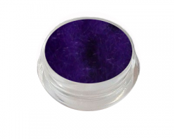Velvet Samt Plüsch Powder purple-blue