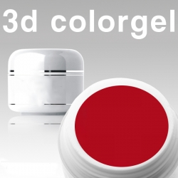 3D Red 4ml