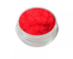Velvet Samt Plüsch Powder rubin-red