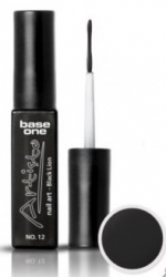 10ml  Base One Artisto Nail UV Gel Nr. 12 / schwarz
