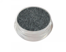 Velvet Samt Plüsch Powder smokey grey