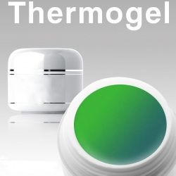 4ml Thermogel hellgrün-oxydtürkis