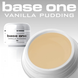 4,5 ml BASE ONE COLORGEL*VANILLA PUDING