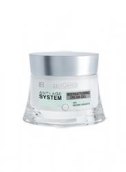 50 ml ZEITGARD Anti-Age System Restructuring Cream-Gel  Artikelnummer: 71002  /GP / 100 ml   100,82 €