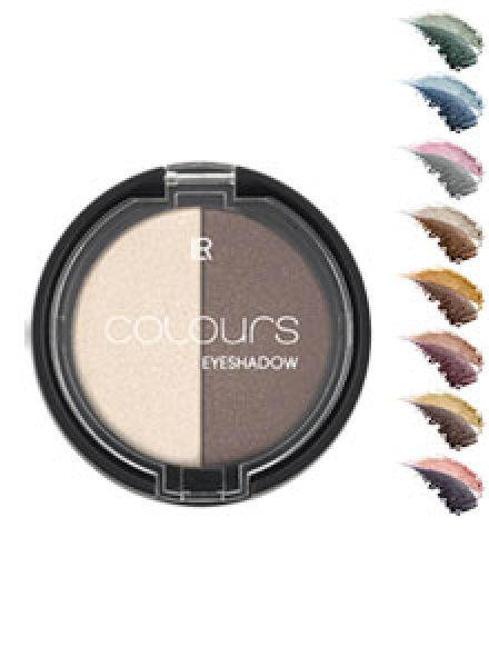 2,5g Colours Eyeshadow   NR. 1 mint`n pine green