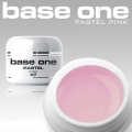 10 x 4 ml BASE ONE PASTELL COLORGEL**OHNE LABEL*PINK