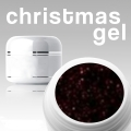 4ml CHRISTMAS-COLLECTION*EFFEKTGEL*NR. 10*rot