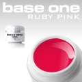 250 ml BASE ONE NEON COLORGEL*NEON RUBY PINK
