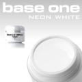 250 ml BASE ONE NEON COLORGEL*WHITE