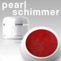 15 ml Colorgel Glitter-Pearly red*