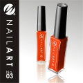 9 ml Nail Art-Fine-Liner-Striper **Farbe 03**neon orange*
