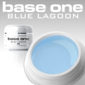 10 x 4 ml BASE ONE COLORGEL*BLUE LAGOON*OHNE LABEL