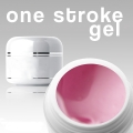 4 ml /3D/ONE STROKE FARBGEL*pink-fade