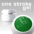 4 ml / 3D/ ONE STROKE FARBGEL*green