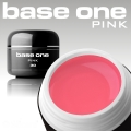3 ml Base One UV Gel pink  MUSTERGEL