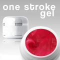 500 ml ONE STROKE FARBGEL*red-pink